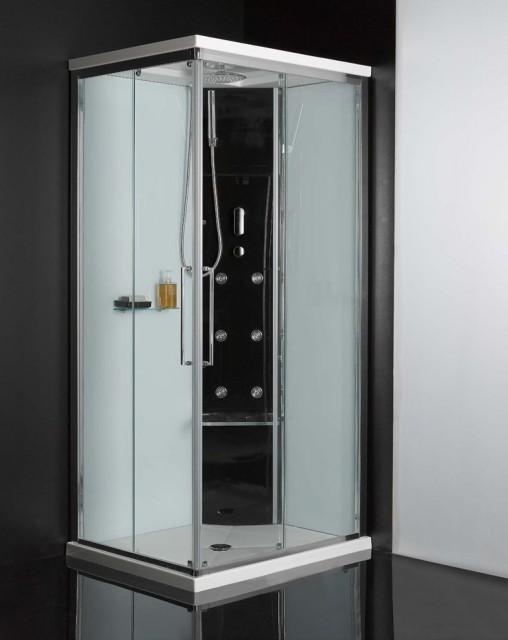 Cabina doccia idromassaggio 70 100 confortevole - Cabine doccia prezzi ikea ...