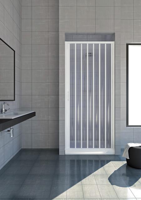 Porta per doccia a nicchia con apertura laterale idamal - Porta per doccia ...