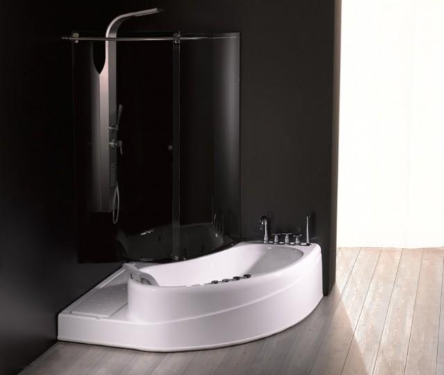 Vasca da bagno combinata combo - Profilo vasca da bagno ...