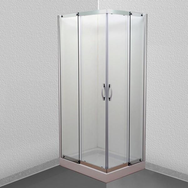 Box doccia doppia porta scorrevole bm - Porta scorrevole doppia ...