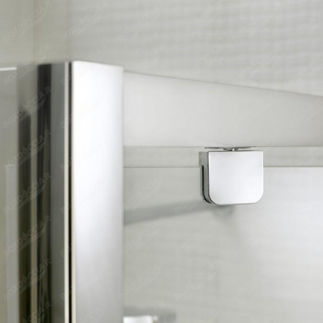 Porta battente per doccia a nicchia sintesi - Porta doccia nicchia prezzi ...