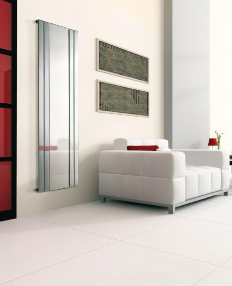 Radiatore da bagno empoli bianco 4 elementi 1800x600x1750 mm for Radiatore bagno