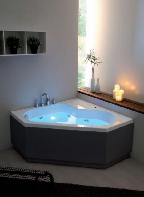 Vasca da bagno diamante - Vasca da bagno 160x60 ...