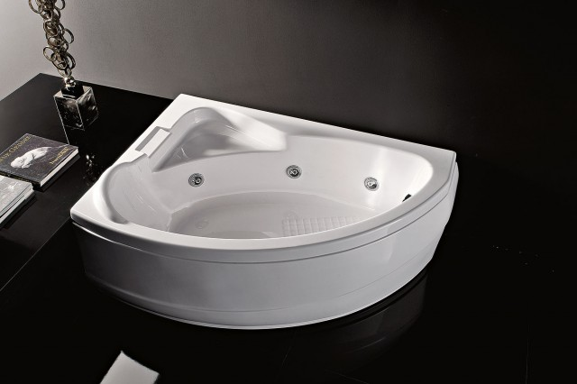 Vasca Da Bagno White : Vasca da bagno centro stanza kasia cm l