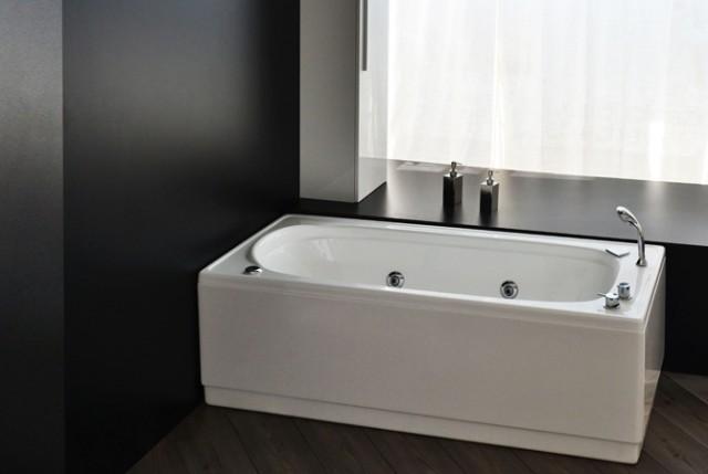Vasca da bagno amy 140 150 160 170 x70 personalizzabile - Vasca da bagno 160x60 ...