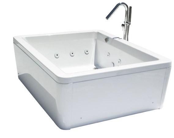 Vasca Da Bagno Quadrata : Dimensioni vasca da bagno modelli per tutti vasche da bagno