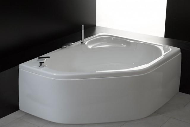 Vasca da bagno ely - Mezza vasca da bagno ...