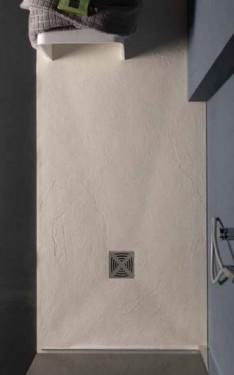"""PIATTO DOCCIA RETTANGOLARE IN MARMORESINA """"FLAT R3"""""""