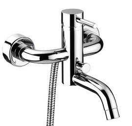 Monocomando vasca con duplex e flessibile doppia aggraffatura Minax