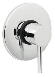 Monocomando doccia incasso Minax