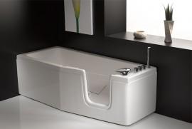 Vasca Da Bagno Ladybird Dimensioni : Vasca da bagno salvaspazio u accessori bagno bronz