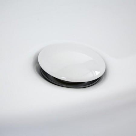 CLIP CLAP di chisura in ceramica Bianca