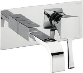 Monocomando lavabo ad incasso Chic - Cromato/Nichel/Bronzato