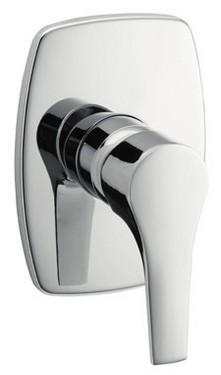 Monocomando doccia incasso Domino