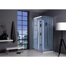 Cabina Multifunzione 80x80 : Cabina doccia multifunzione offerta