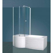 Miscelatori vasca da bagno angolare misure minime - Vasca con cabina doccia prezzi ...