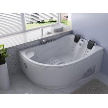 Vasca da bagno 180x120 Full optional