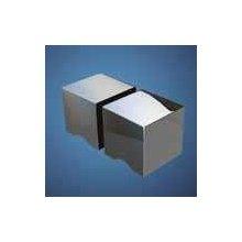 """BOX DOCCIA IN CRISTALLO """"HIDRA BOX"""" - apertura a libro"""