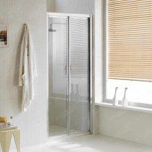"""Porta doccia vetro con apertura a libro  """"URBAN"""""""