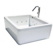 Vasca idromassaggio 2 posti idromshop - Dimensioni vasca da bagno angolare ...