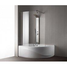Vasche doccia combinate idromshop - Sostituire vasca con box doccia ...