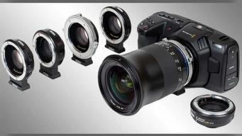 Metabones introduce un nou adaptor din Seria SpeedBooster, pentru Cinema Camea 4K