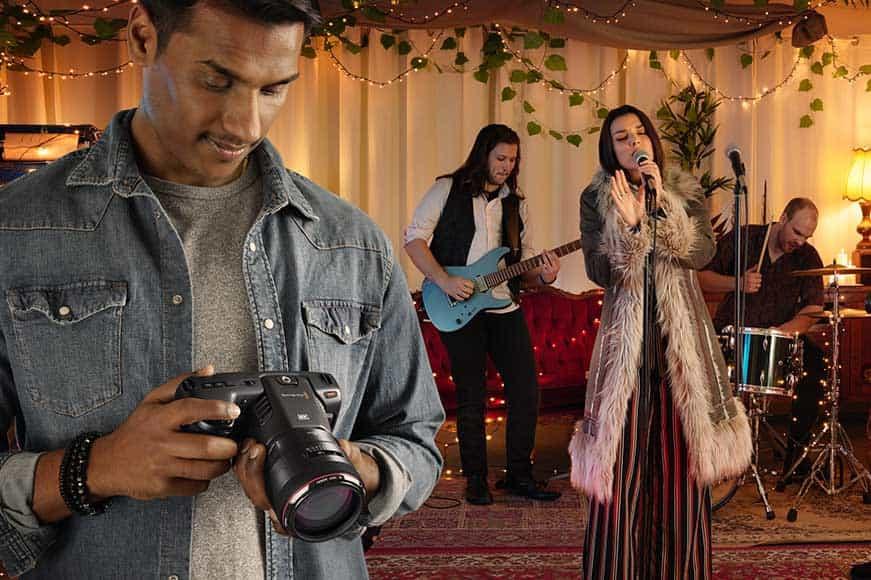 Blackmagic Design introduce noua camera Pocket Cinema 6K cu montura EF