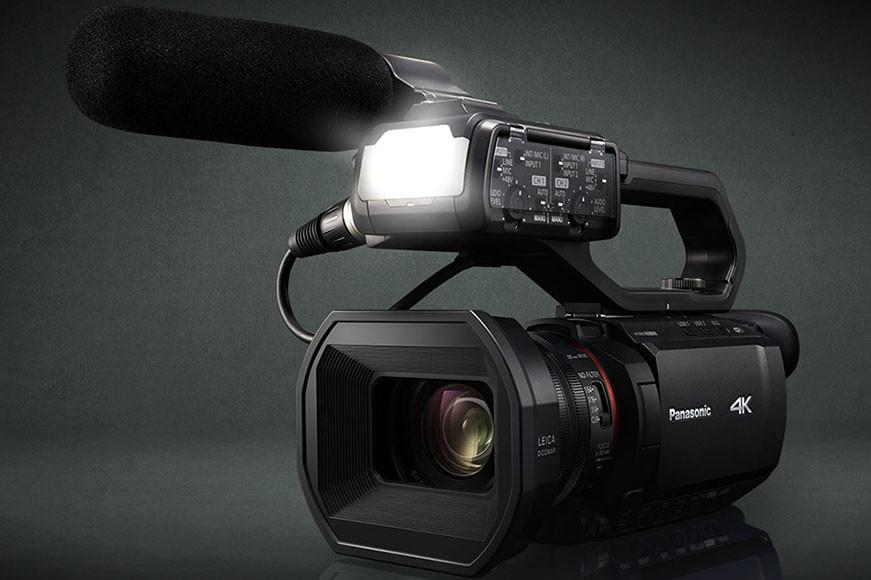 Panasonic anunta trei noi camere Comcorder 4K la 60 cadre pe secunda. HC-X1500, HC-X2000 si AG-CX10