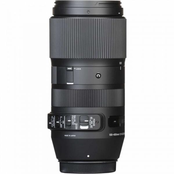 Obiectiv Sigma 100-400 mm f/5-6.3 DG OS HSM C - Canon EF