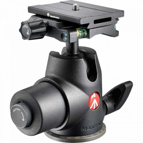Manfrotto Cap bila Hydrostatic 468MGQ6 Quick Release Q6