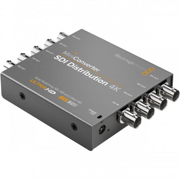 Blackmagic Design Mini Converter - Distribuitor SDI 4K 1x8