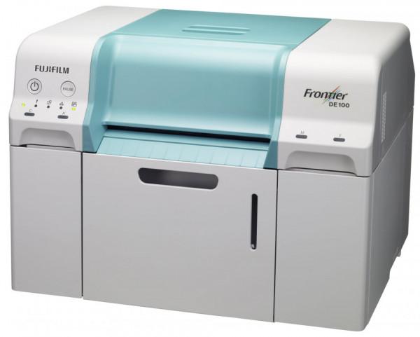 Fujifilm Frontier DE100, Imprimanta foto inkjet profesionala