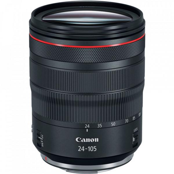 Obiectiv foto Canon RF 24-105mm f/4L IS USM II