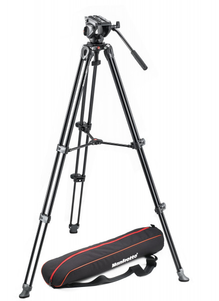 Kit trepied video Manfrotto MVK500AM