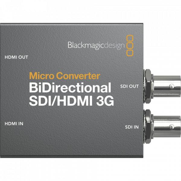 Blackmagic Design Micro Converter BiDirectional SDI/HDMI 3G (fara sursa)