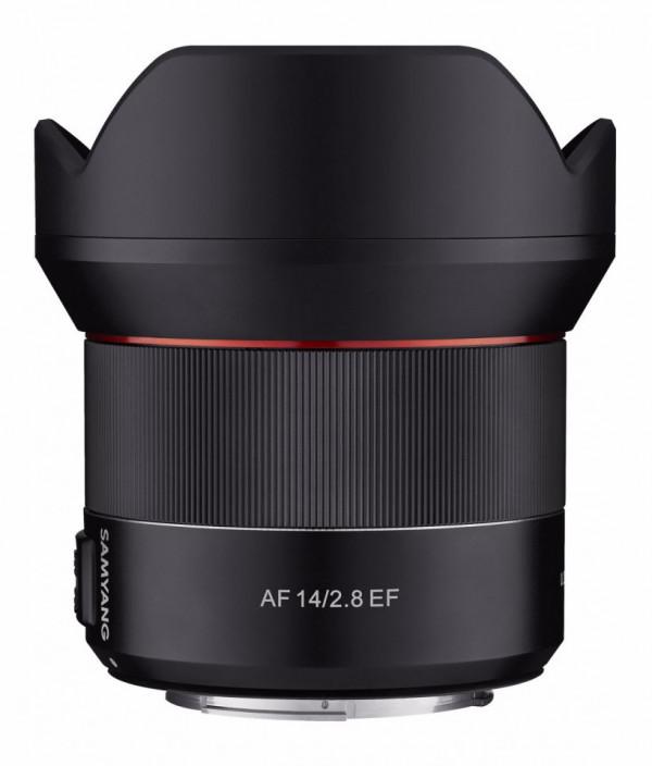 Obiectiv foto Samyang AF 14mm f/2.8 Canon EF