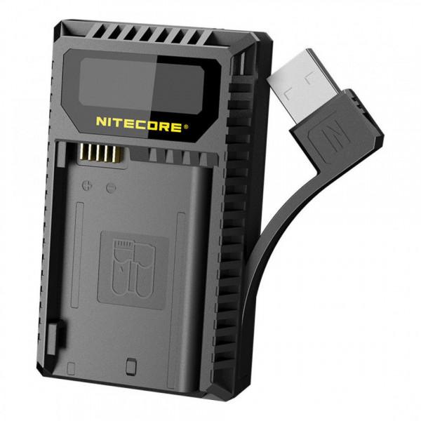 Incarcator USB Nitecore UNK2 pentru Nikon tip EN-EL15