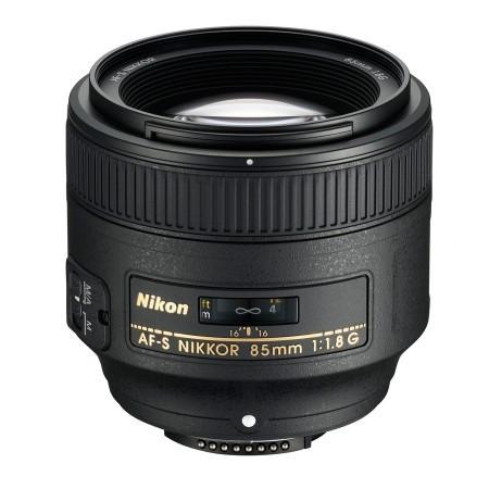 Obiectiv foto Nikon AF-S NIKKOR 85mm f/1.8G