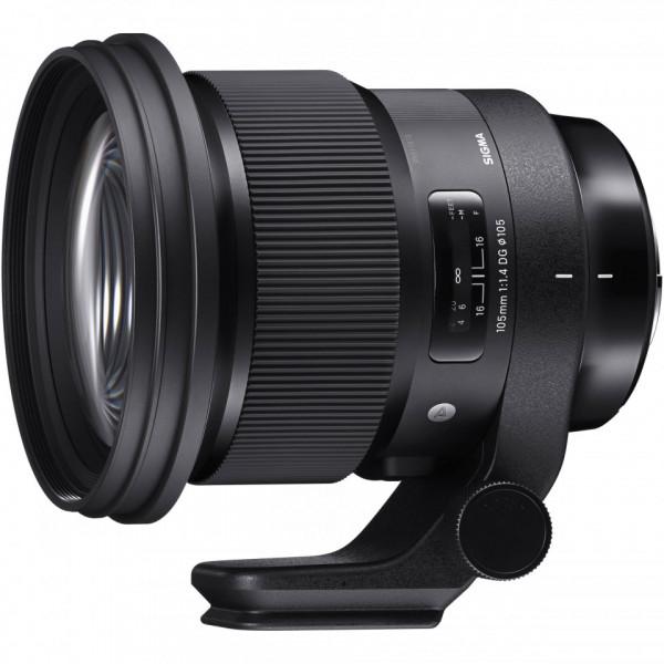 Obiectiv foto Sigma 105mm f/1.4 DG HSM Art – Sigma