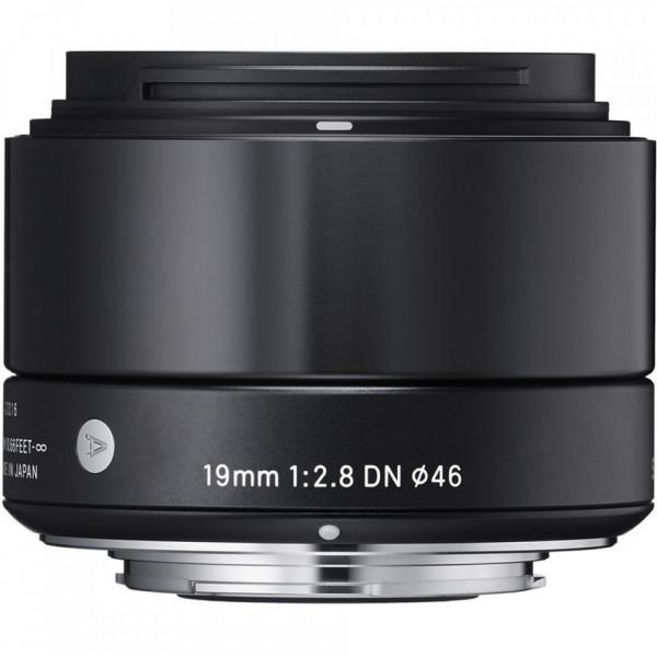 Obiectiv foto Sigma 19mm f/2.8 DN MFT