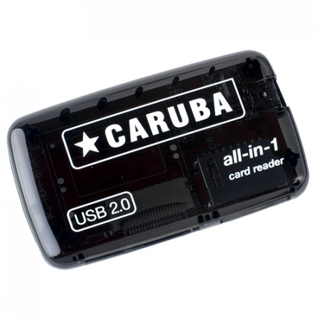 Cititor carduri Caruba 35 in 1 USB 2.0