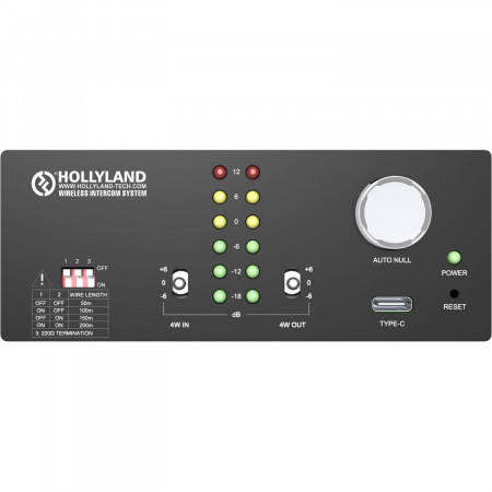 Convertor intercom Hollyland 2/4 Wire Converter