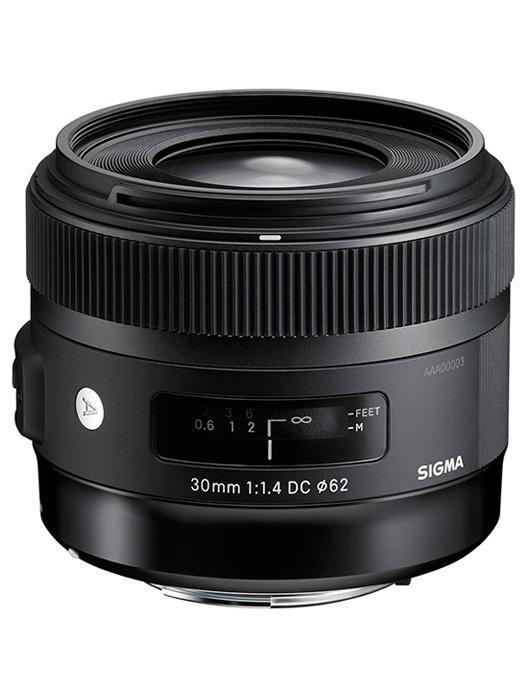 Obiectiv Sigma 30mm F1.4 DC HSM Art – Nikon