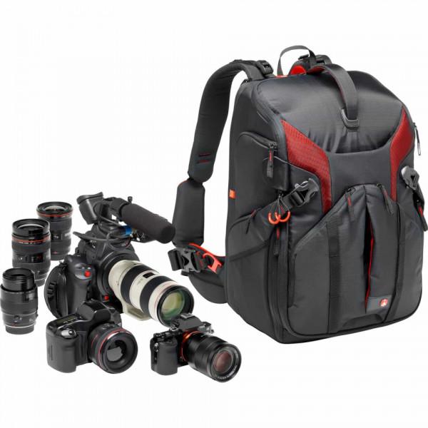 Rucsac foto-video Manfrotto Pro Light 3IN1-36 pentru DSLR/C100/DJI Phantom