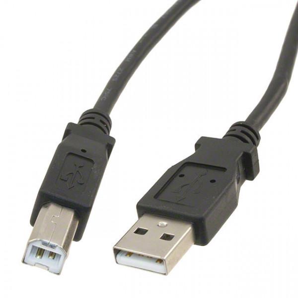 Cablu USB 2.0 Caruba | A Male - B Male | 3 metri