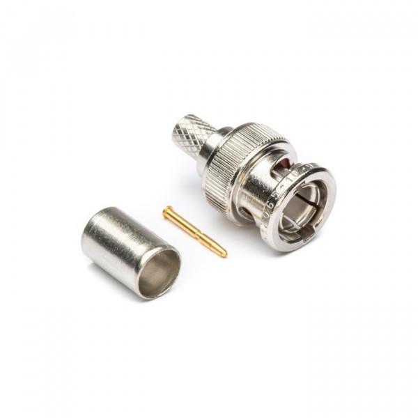 Conector BNC tata pentru cablu VK6