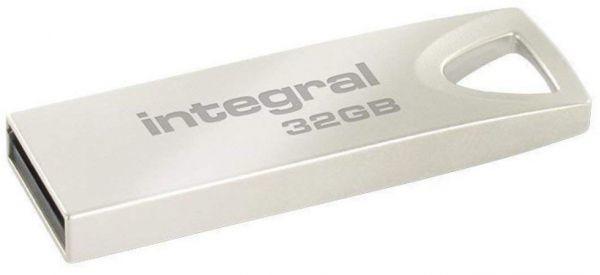 Integral Metal ARC 32GB USB 2.0 INFD32GBARC Memory stick