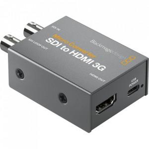 Blackmagic Design Micro Converter SDI la HDMI 3G (fara sursa)