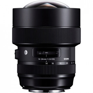 Obiectiv foto Sigma 14-24mm f2.8 DG HSM Art – Canon