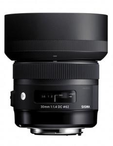Obiectiv Sigma 30mm F1.4 DC HSM Art – Pentax
